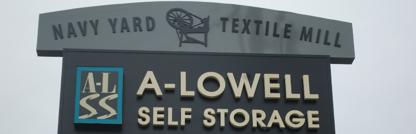 I Welcome To A Lowell Self Storage